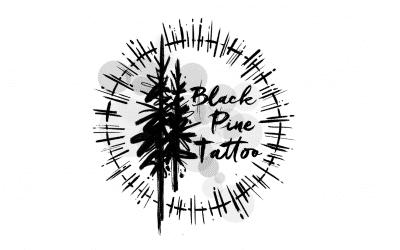 Black Pine Tattoo